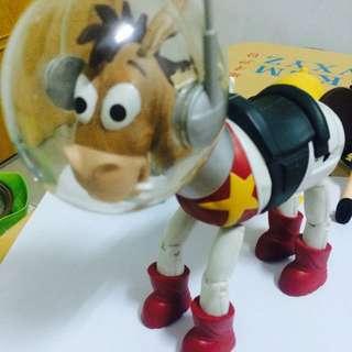 🔮 (暫售)玩具總動員 太空 紅心