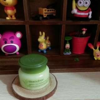 innisfree綠茶水平衡乳霜