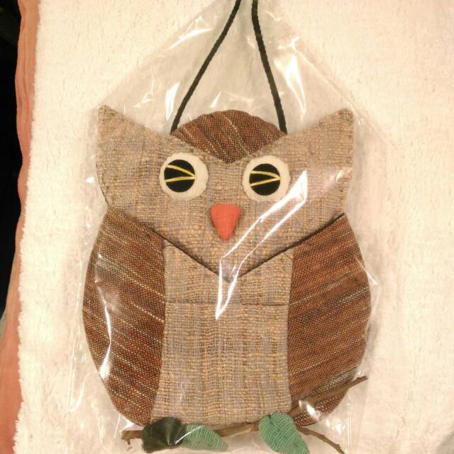 貓頭鷹郵信收納帶