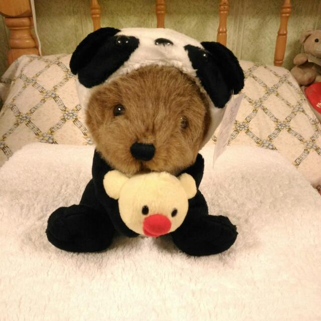 熊貓熊變裝