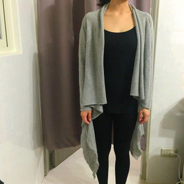二手👍🏻 izzue 灰色針織外套