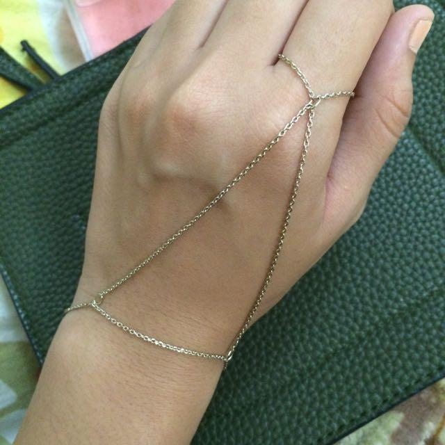accessorize 戒指手鍊💍