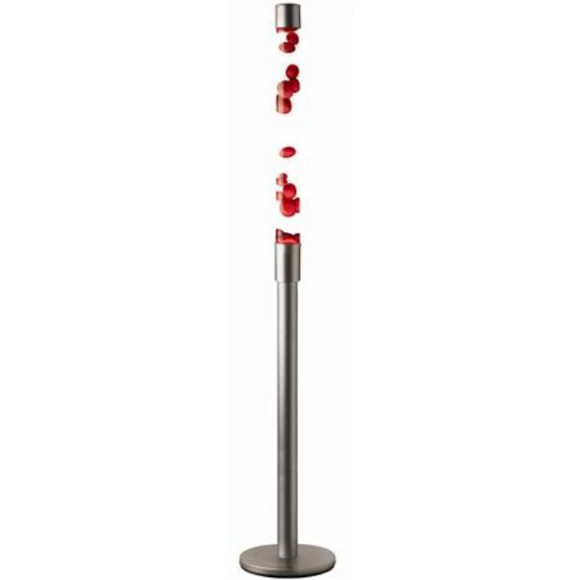 BNIB Floor Standing Lava Lamp / Lavalamp, Furniture on Carousell