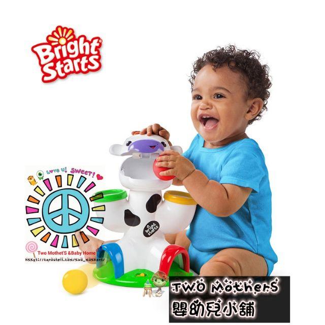 美國-bright starts樂樂球多種聲效 投球滾球玩具 不挑款出貨 (活動期間-免運)