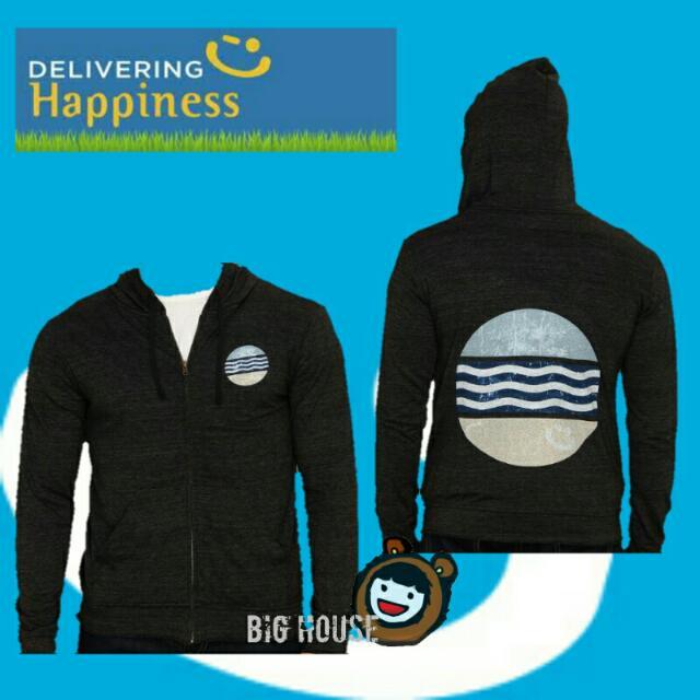 🐻Delivering Happiness Flow Hoodie Mens Sweatshirt
