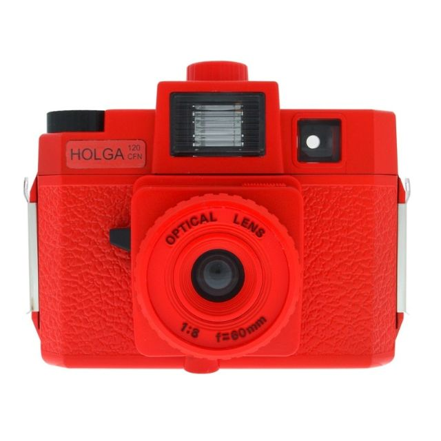 Holga CFN Red