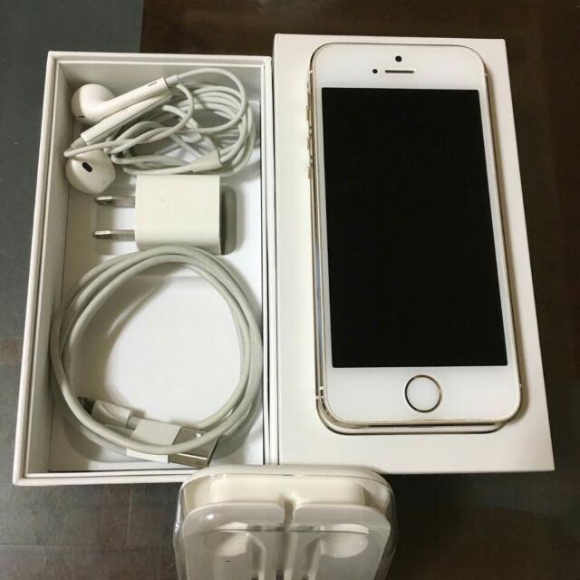 二手Iphone5S 金16G