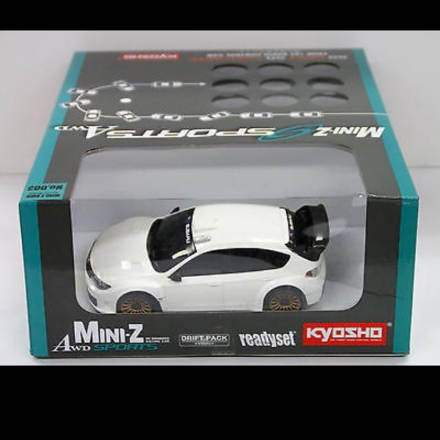 Kyosho Mini Z Drift Rc Kit Ready To Drift Toys Games On Carousell