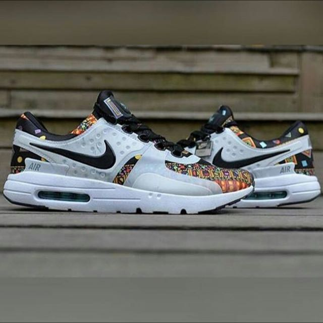 sale retailer 299f5 79715 NIKE AIR MAX ZERO  LIBERTY  (Ready Stock), Sports on Carousell