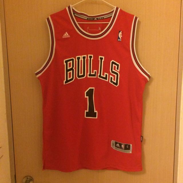 Adidas X NBA Rose球衣