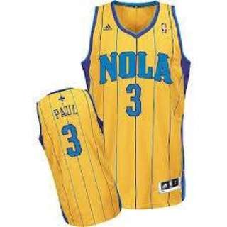 Chris Paul Hornets Jersey