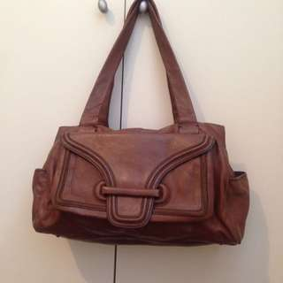 Mimco Brown Bag
