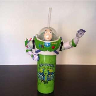 加州迪士尼  玩具總動員 巴斯光年 水杯