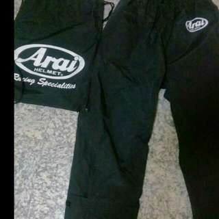 Arai Rain Pant Size S 🚵 Unused New Condition!!