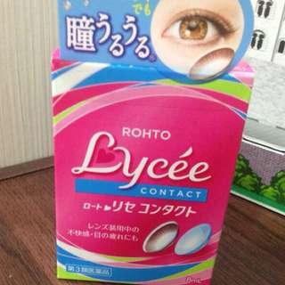 日本小花眼藥水🌼