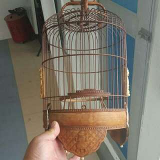 Puteh Cage Painting Services