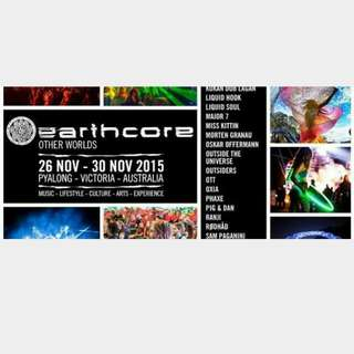 """☆☆☆Wanting To Buy!☆☆☆    ☆☆Earthcore""""15 Tix☆☆ CONTACT ME FOR YOUR SELLING PRICE"""