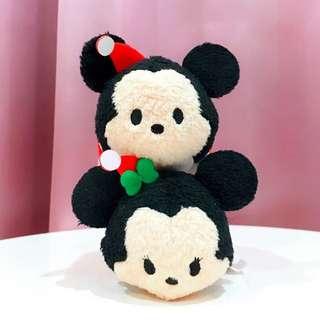 (保留)迪士尼 TSUM TSUM 聖誕節限定 米奇米妮