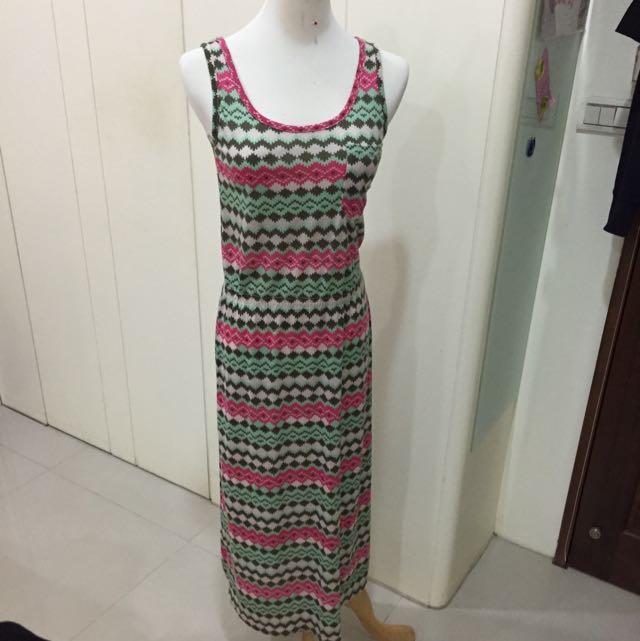 民族風長裙
