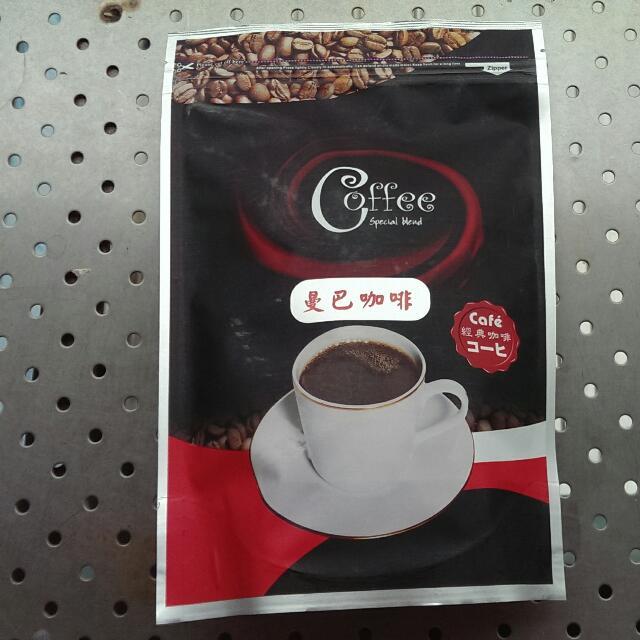 曼巴耳掛式咖啡20入