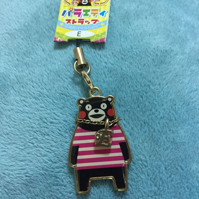 熊本熊吊飾