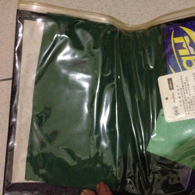 綠色萊卡緊身衣