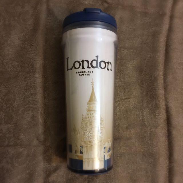 星巴克城市杯-倫敦