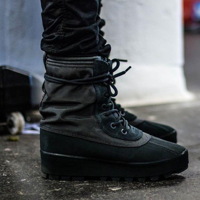 eecadbfc691 Adidas Yeezy 950 M Kanye West Pirate Black US10.5, Luxury on Carousell