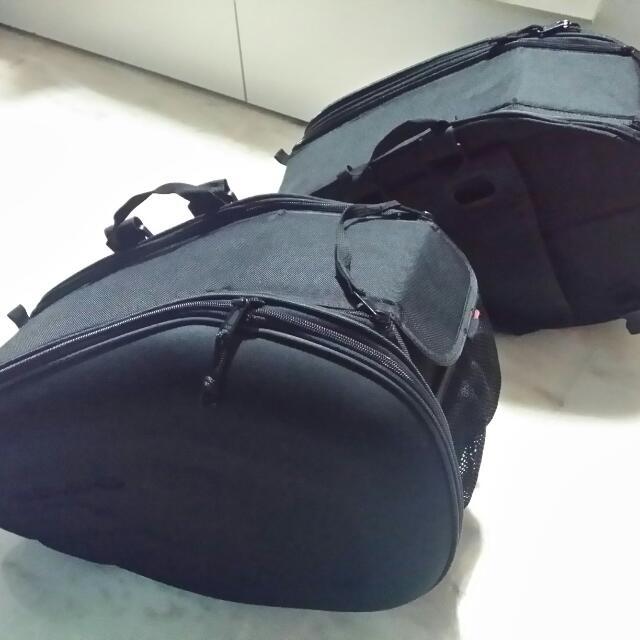 Brand New Komine SA212 Saddle Bag! 33e5cd7830aff