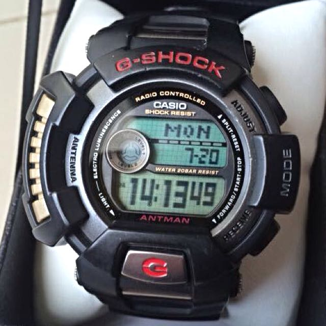 G-shock ANTMAN GW-100 Rare, Men's Fashion on Carousell