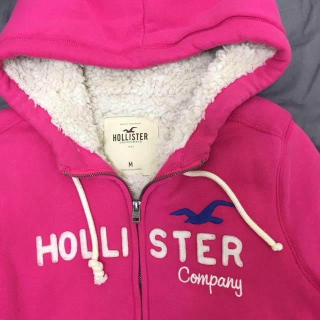 Hollister連帽外套