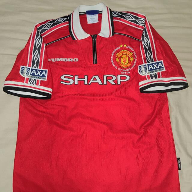 Manchester United 1999 00