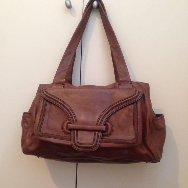 Mimco Brown Bag