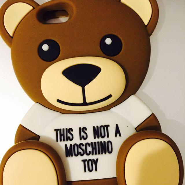 Moschino 手機殼 I6