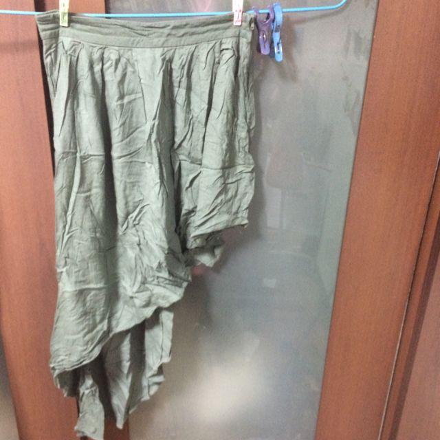 Pre-loved Supre Asymmetrical Skirt