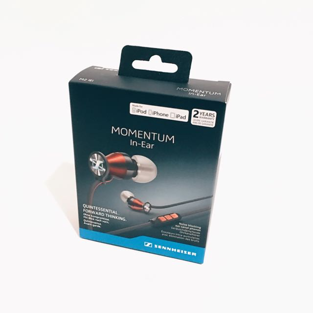 Sennheiser Momentum In-Ear M2 IEi Headphones