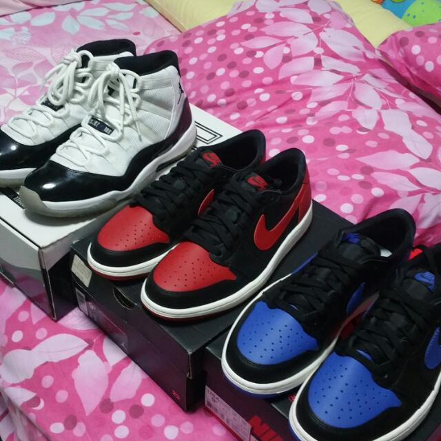 All Size 9.5 Air Jordan 11 Concord Used