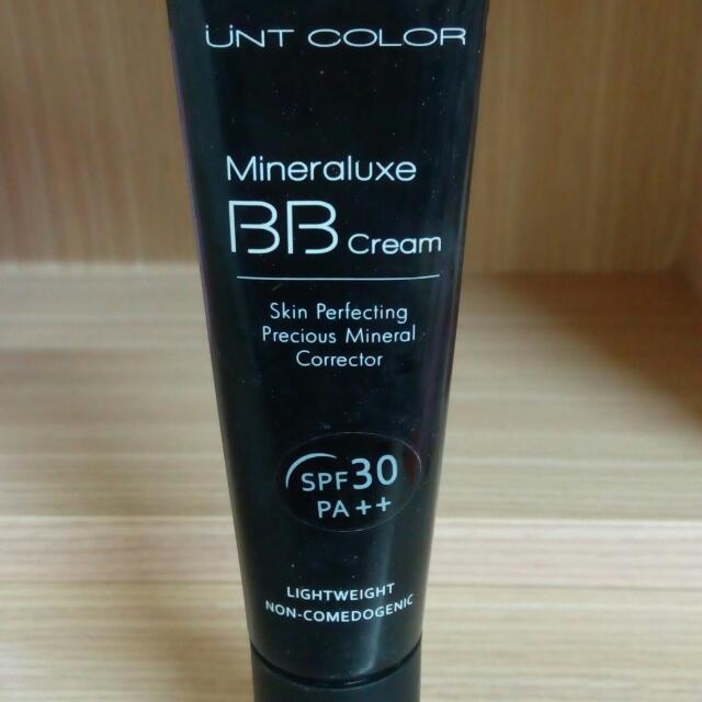 【可換物】UNT 十礦無瑕保濕進化BB霜 SPF30/PA++