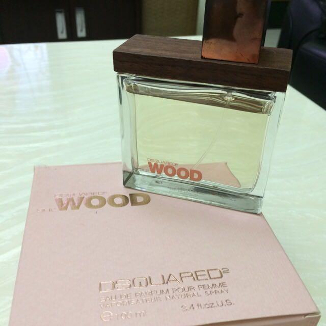 WOOD木質調香水(保留中)