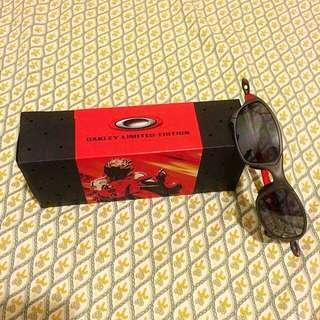 Oakley Juliet x Ducati Sunglasses
