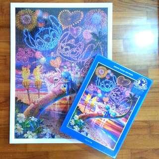 Disney Stitch Jigsaw Puzzle (Original)