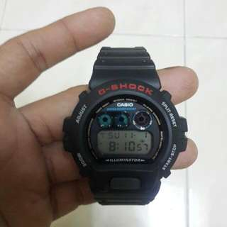 G-shock dw-6900 used
