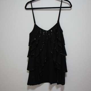 Little black dress, size 6-10