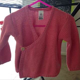 Girls Bonds Cardigan