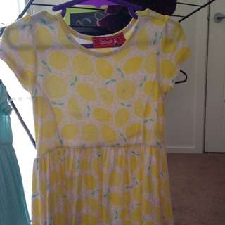 Girls Sprout Dress
