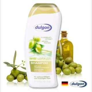 得而康橄欖小麥蛋白洗髮精