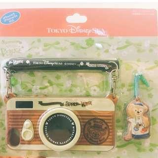 迪士尼園內商品-達菲duffy手機殼