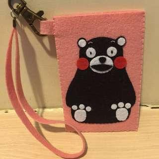 ✨熊本熊悠遊卡套✨