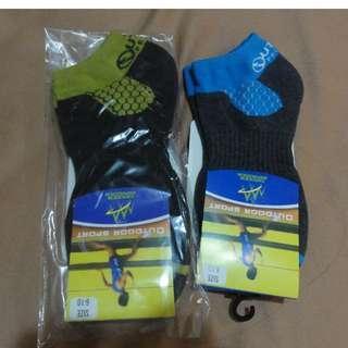 outdoor 運動襪