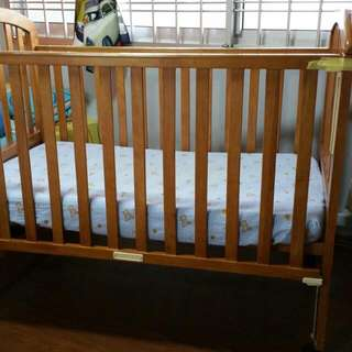 Baby Cot / Toddler Bed Only